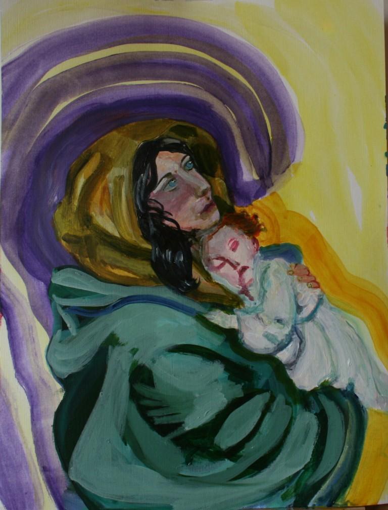 woman paintings 249