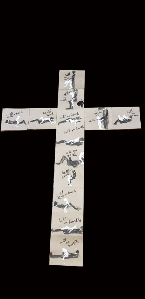 Suffer Little Children-Christ's Cross of Misery 'Hell on Earth'