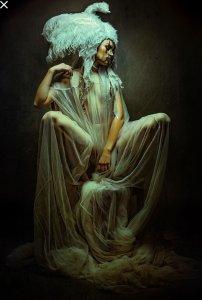 Laimia Lithuanian Goddess of fate love beauty magic