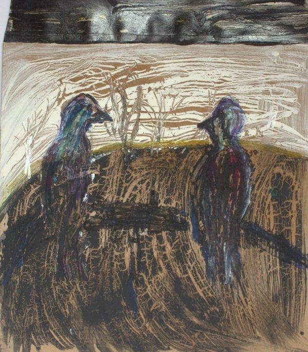Birds on a prayer